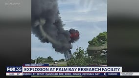Explosion rocks Palm Bay