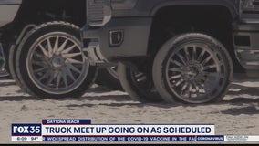 Thousands expected for truck meet up in Daytona Beach