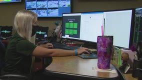 Real time crime center in Flagler County