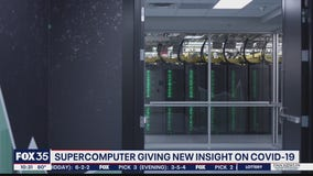 Supercomputer gives new insight on COVID-19