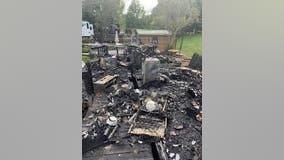 Home explosion kills Georgia woman, injures 4