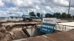 New tunnel building technique used for Brightline prevents major road closure