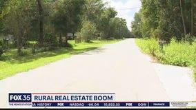 Rural real estate boom