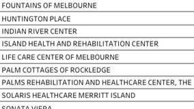 FOX 35 INVESTIGATES: Discrepancies found in Melbourne nursing home COVID-19 data