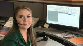Central Florida dispatcher saves lives of 2 people in separate incidents within an hour of each other