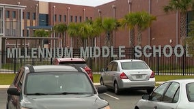 12-year-old located after alleged threat toward Sanford school