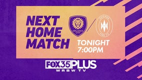 Orlando City Hosts Chicago Fire FC on Saturday