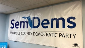 Seminole County shifts to blue in presidential race