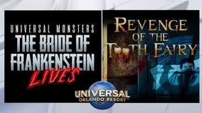 Universal Orlando opening 2 haunted houses for daytime guests