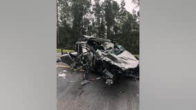 1 killed, several injured in head-on crash in Volusia County