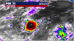 Disturbance in the Gulf being monitored for possible development
