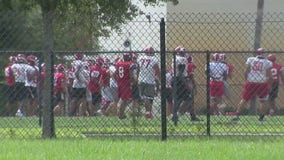 Parents start petition to stop testing of high school football players for COVID-19