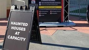 Universal Orlando hits capacity as 2 Halloween Horror Nights houses open
