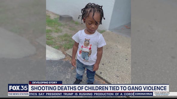 Shooting deaths of kids tied to gang violence
