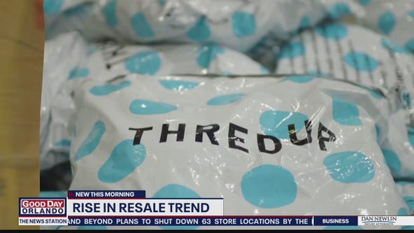 Rise in resale trend