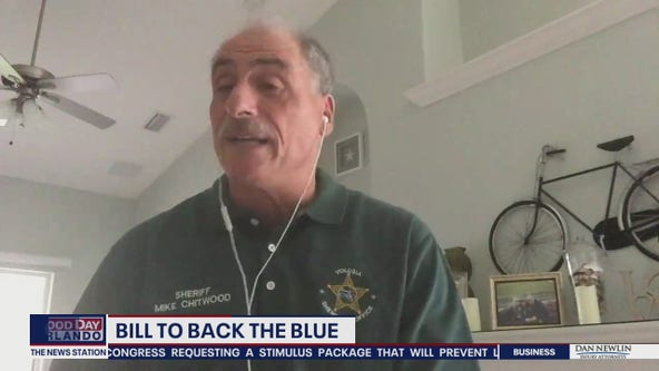 Bill to back the blue