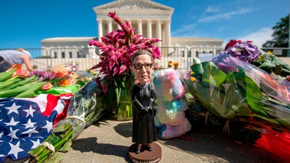 Justice Ginsburg's death ignites another partisan fight