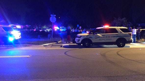 Deputies: Child shot, killed in Orange County
