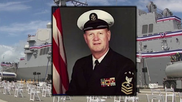 U.S. Navy's newest destroyer named after fallen Florida sailor