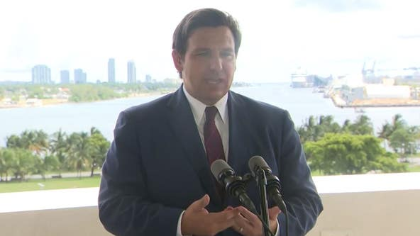 DeSantis wants to prohibit local governments from closing restaurants, bars
