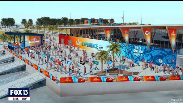 NFL, Tampa officials make COVID-19 contingency plans for Super Bowl