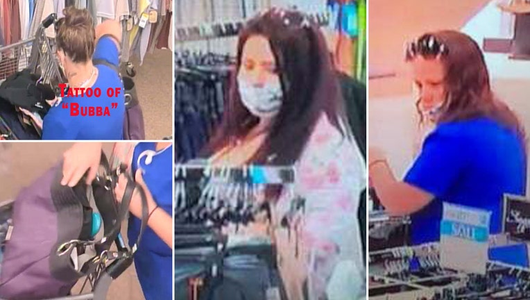 winter haven shoplifting suspects bealls