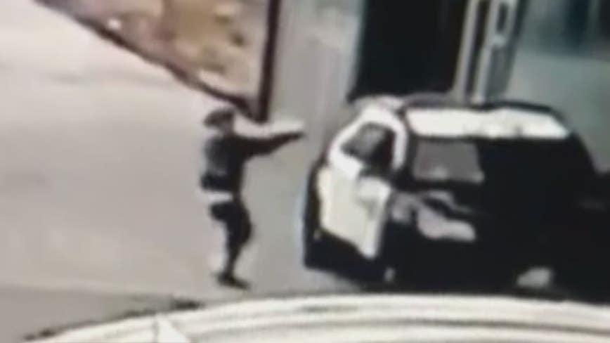 Suspect arrested in ambush shooting of two LASD deputies in Compton