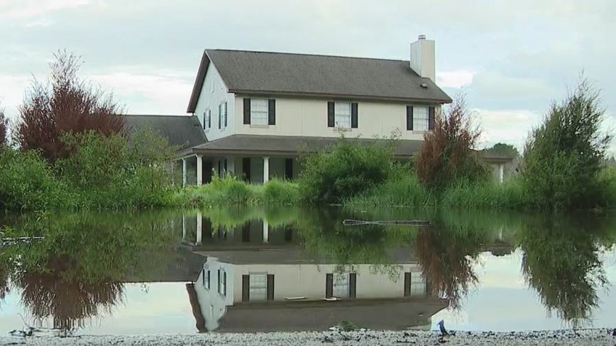Gotha neighbors fight for permanent solution to flooding