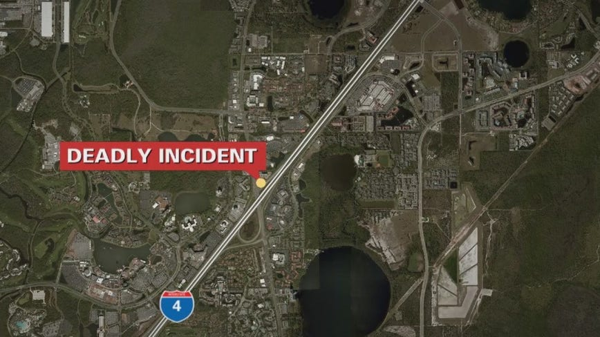 Woman hit and killed by car on I-4 after stabbing man, deputies say