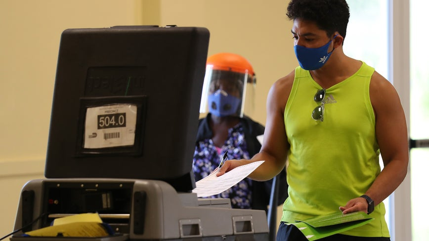 More than a quarter of Florida voters have cast ballots already