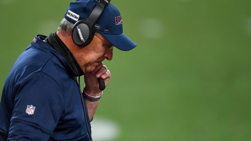 NFL fines 3 head coaches, teams over $1M for not wearing masks