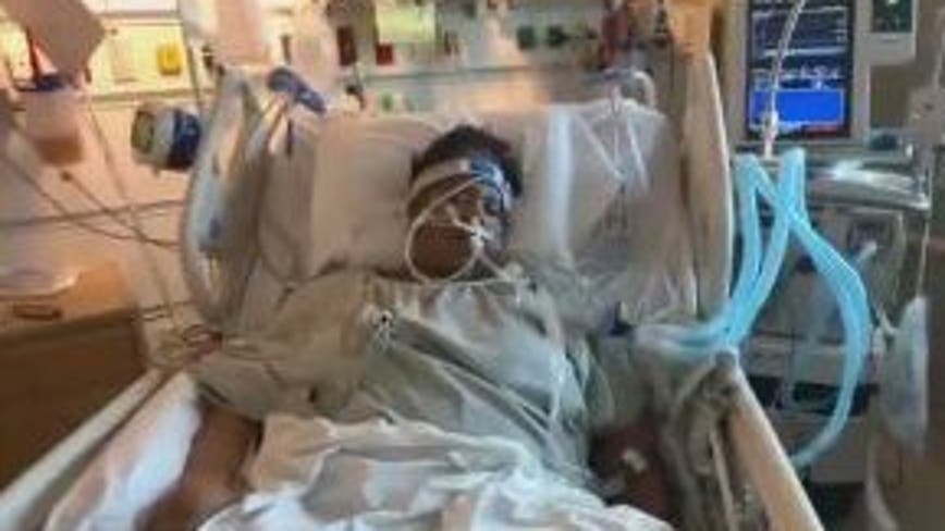 Ocala nurse desperately needs lung transplant after contracting COVID-19 at work