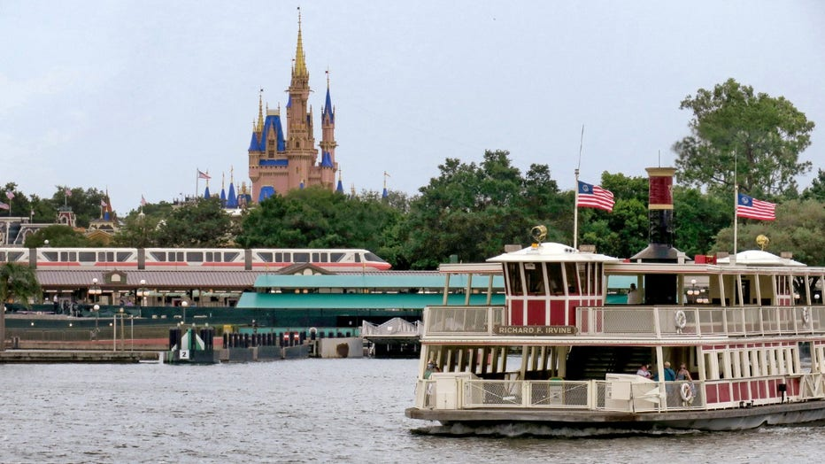 Disney announced layoffs at its parks in California and Florida due to the coronavirus.