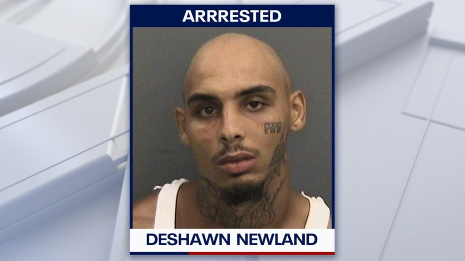 deshawn newland hillsborough