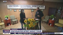 David Martin Live: Spirit Night Tour in Cassadaga