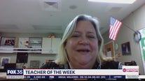Teacher of the Week: Carolyn Adams