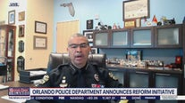 Orlando Police Department announces reform initiative