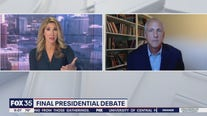 Political expert weighs in on final presidential debate