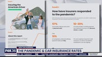 The pandemic and car insurance rates