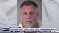 Deputies say man confessed to shooting his neighbor
