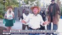 Gators, ghosts, and goblins at Gatorland