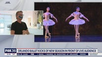 Orlando Ballet kicks off new season in front of live audience