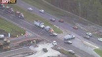 Construction worker hit, killed in Osceola County