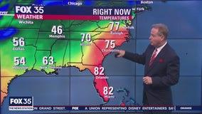 Weather Forecast: October 29, 2020