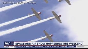 Lockheed air show thrills crowds in Sanford