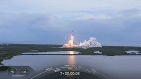 SpaceX successfully launches Starlink mission