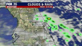 Weather Report: October 22
