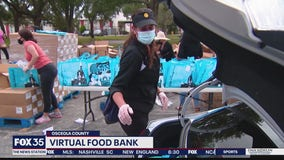 Disney bloggers create virtual food bank