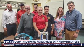Polk County equipping ambulances with ventilators
