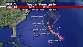 Tropics Update: October 20, 2020